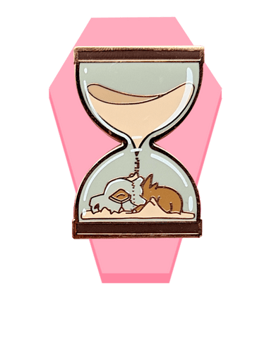 Hourglass - deadcutepins