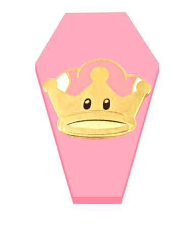 Super Crown - deadcutepins