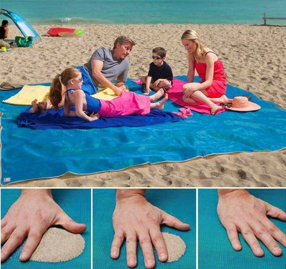 PRE-ORDER - SAND FREE BEACH MATS - 3 COLORS - CLOSES 04/06