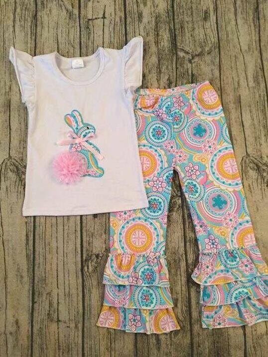 PRE-ORDER - EASTER BUNNY OUTFIT - CLOSED - Sequins 'n Seashells Boutique