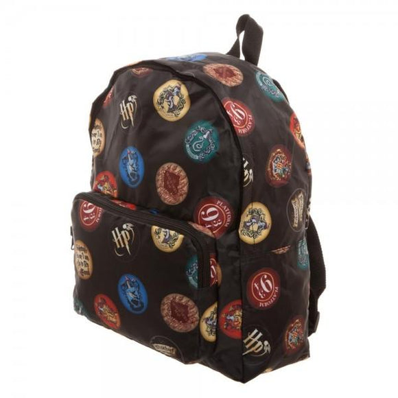 Harry Potter Packable Backpack - Sequins 'n Seashells Boutique