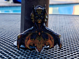 "Art Acolyte x ""Death Bat"" LE/100"