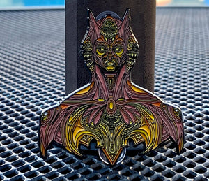 "Art Acolyte x ""Death Bat"" LE/50"