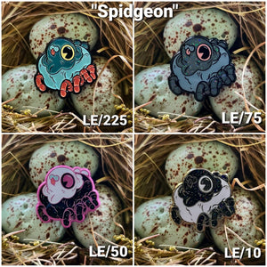 "T.Wei x ""Spidgeon"""
