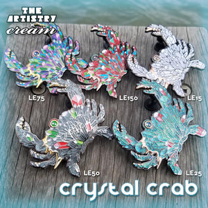 Cream x Crystal Crab