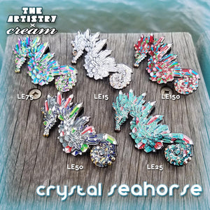 Cream x Crystal Seahorse x Blind Bag