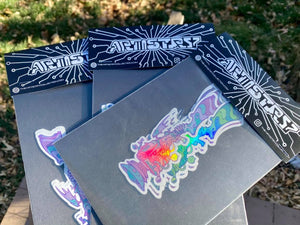 """Widow Maker"" Slap Pack (HOLOGRAPHIC)"