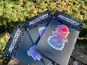 """Fungus Among Us"" Slap Pack (HOLOGRAPHIC)"