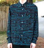 The Artistry x Tech Long Sleeve Button-Up