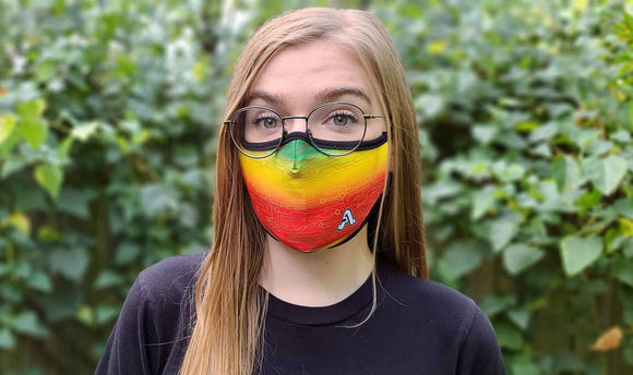 Artistry x Rasta Tech Face-Mask