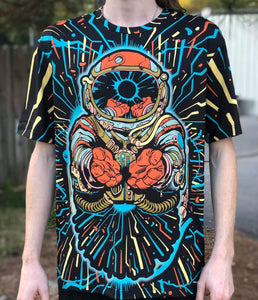 "Austen Zaleski x ""Into the Void"" V1 Tee"