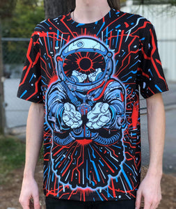 "Austen Zaleski x ""Into the Void"" V2 Tee"