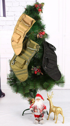 Tactical Christmas Stocking - Family Christmas Stockings