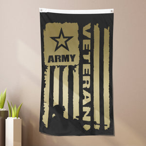 United States Army Veteran - Flag