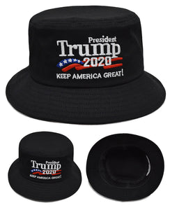 President Trump 2020 Keep America Great Bucket Hat