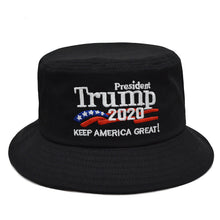 Load image into Gallery viewer, President Trump 2020 Keep America Great Bucket Hat