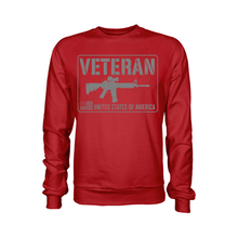 Load image into Gallery viewer, United States of America Veterans - Apparel of Men's Shirt, Sweatshirt, Hoodie and Tank Top