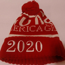 Load image into Gallery viewer, Donald Trump 2020 Keep America Great Winter Hat Beanie