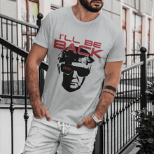 Load image into Gallery viewer, Donald Trump Ill Be Back Men's Shirt + Free Trump 2020 Pin