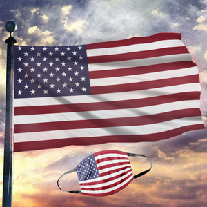 United States of America - American Flag (NEW BUNDLE)
