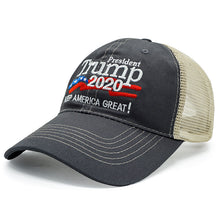 Load image into Gallery viewer, Trump 2020 Keep America Great Trucker Hat