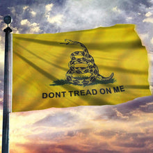 Load image into Gallery viewer, Gadsden Flag - DONT TREAD ON ME Flag