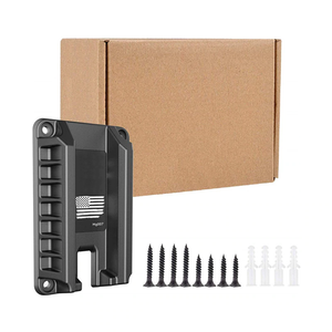 RTL Concealed Quick Draw Magnetic Gun Mount