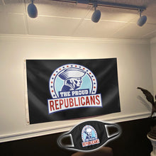 Load image into Gallery viewer, Trump 2020 - The Proud Republicans Flag (NEW BUNDLE)