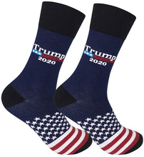 Load image into Gallery viewer, Donald Trump Rare Tank Flag + Trump 2020 Socks Bundle