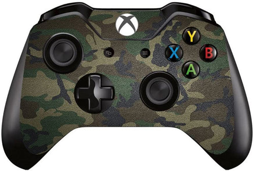Camo Vinyl Skin Decal Cover Sticker for Microsoft Xbox One Controller