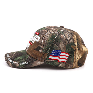 Donald Trump 2020 Keep America Great Camo Hat