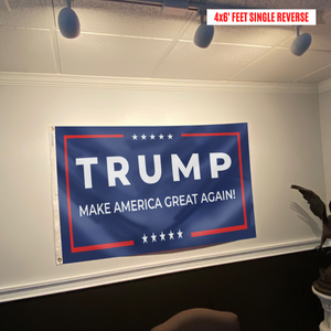 Trump Flag Make America Great Again