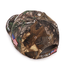 Load image into Gallery viewer, Donald Trump 2020 Keep America Great Camo Hat