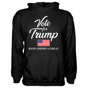 Vote Trump USA Keep America Great - Apparel
