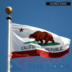 California Republic Flag - Socal Flag