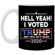 Load image into Gallery viewer, Trump Mug - Hell Yeah