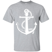 Load image into Gallery viewer, Sailor's Life - Navy Mens Shirt