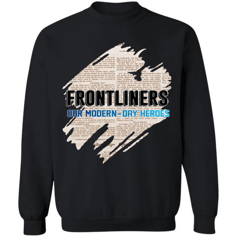 Frontliners Our Modern-Day Heroes Apparel