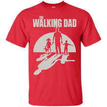 Load image into Gallery viewer, Father's Day Gift - The Walking Dad - Mens T Shirt