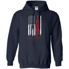 Load image into Gallery viewer, Trump 2020 Hoodie - USA Flag Jacket