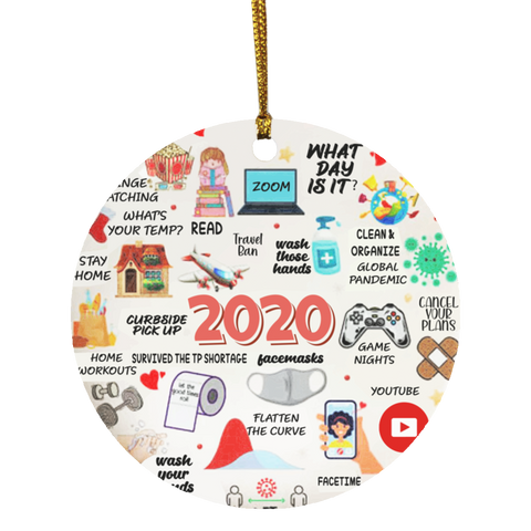 A Year To Remember Ornament