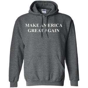 Trump Make America Great Again Hoodie