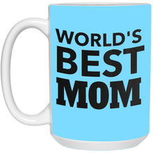 Load image into Gallery viewer, World's Best MOM Mug - Mother's day gift