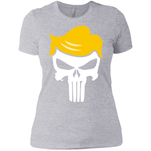 Trump Punisher Boyfriend T-Shirt