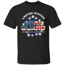 Load image into Gallery viewer, United States National Guard Always Ready Always There Apparel
