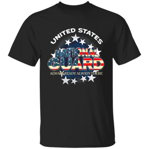 United States National Guard Always Ready Always There Apparel