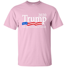 Load image into Gallery viewer, Trump T Shirt - 2020 Keep America Great Shirt - Moms for Trump