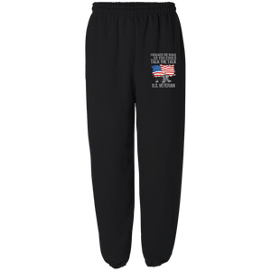 I Walked the Walk So You Could Talk the Talk - US Veteran Sweatpants
