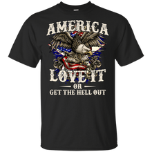 Load image into Gallery viewer, American Eagle 4th of July Mens Tee
