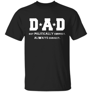 Father's Day Gift - DAD Always Correct